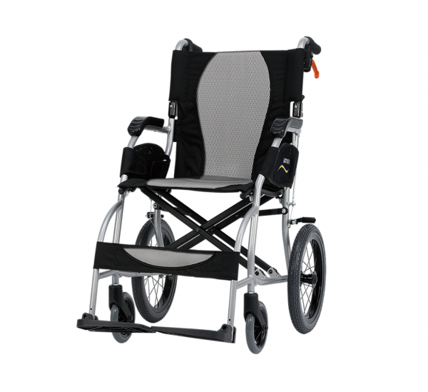 Karma® Ergo Lite (KM-2501) Ultralight Manual Transport Wheelchair
