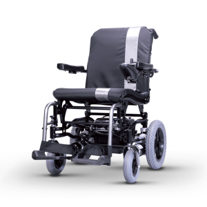 Karma® Ergo Nimble KP-10.3S Motorized Folding:Portable Travel Wheelchair