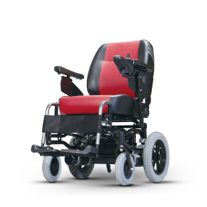 Karma® KP-10.3S CPT Motorized Folding:Portable Travel Wheelchair