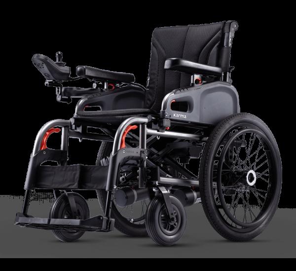 Karma® eFlexx F14 Folding Travel Wheelchair