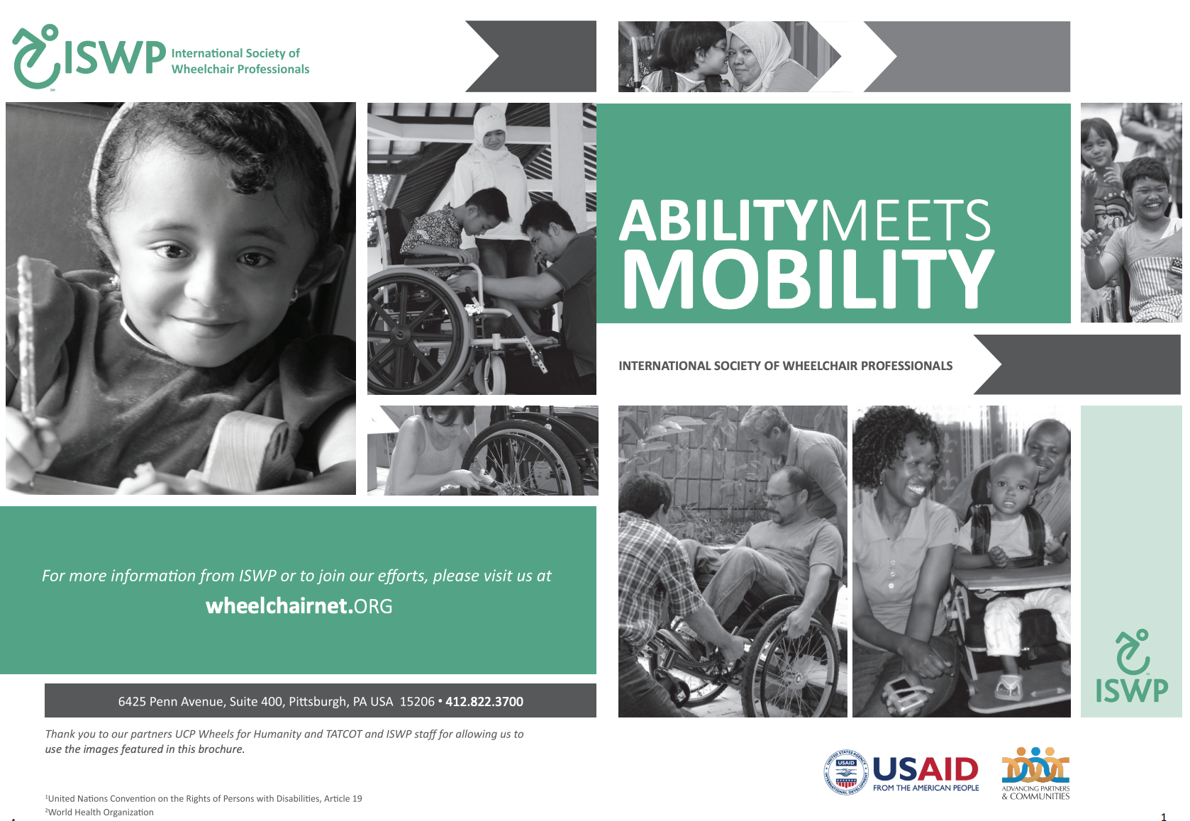 ISWP - Ability Meets Mobility