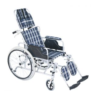 Schafer Relaxio Recline Manual Wheelchair (AL-68.18CN)