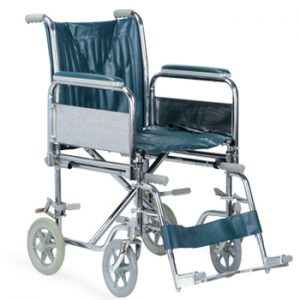Schafer Premio Steel Manual Wheelchair (ST-62.14A)