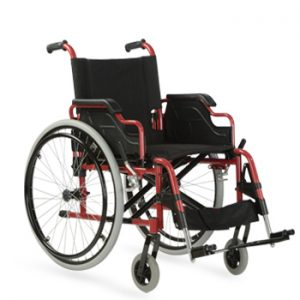Schafer Ultralight Premium Manual Wheelchair (AL-64.14B)