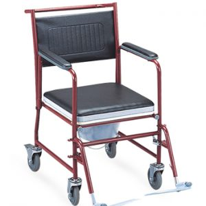 Schafer Sanicare Wheelchair Commode  (ST-62.12)