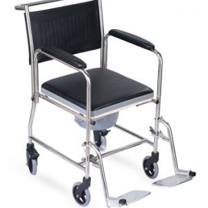 Schafer Sanicare Wheelchair Commode  (ST-55.10)