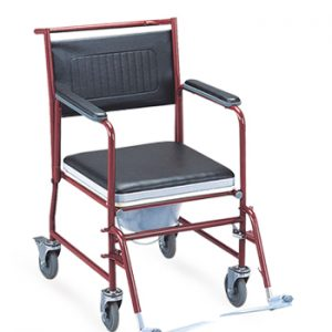 Schafer Sanicare Wheelchair Commode  (ST-55.12)