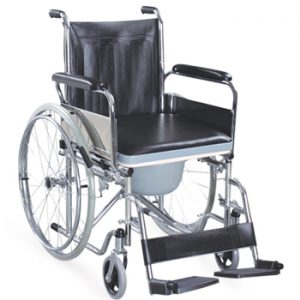 Schafer Sanicare Wheelchair Commode  (ST-60.19)