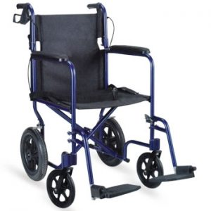 Schafer Ultralight Standard Manual Wheelchair (AL-56.14)