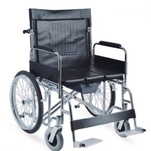 Schafer Sanicare Wheelchair Commode  (ST-89.34)