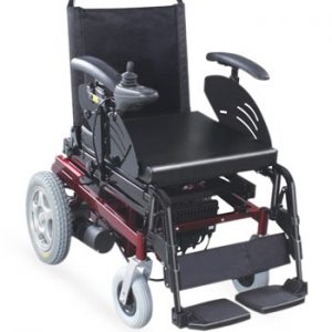 Schafer Escapade Motorized Outdoor Wheelchair (ST-62.75)