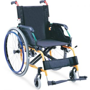 Schafer Ultralight Premium Manual Wheelchair (AL-59.14)