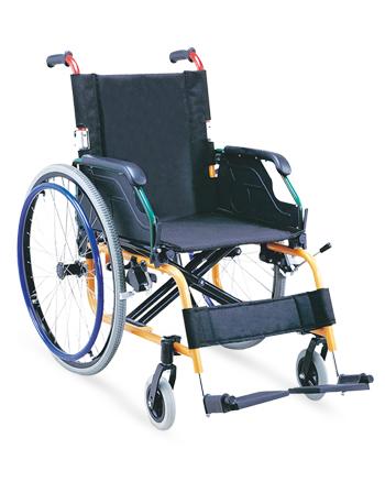 Schafer Ultralight Premium Manual Wheelchair (AL-64.14)