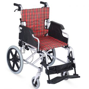 Schafer Ultralight Premium Manual Wheelchair (AL-61.13)