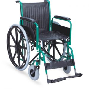 Schafer Premio Steel Manual Wheelchair (ST-64.18)