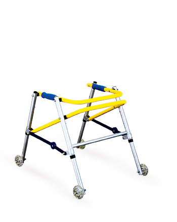 Schafer Bambini Childrens Walker with Wheels (BW-55.5)