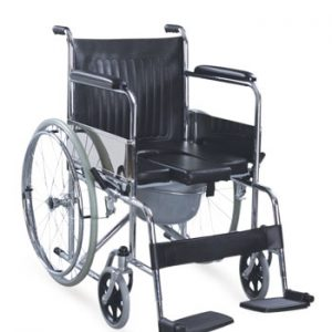 Schafer Sanicare Wheelchair Commode  (ST-64.19)