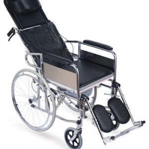 Schafer Sanicare Wheelchair Commode  (ST-64.25)