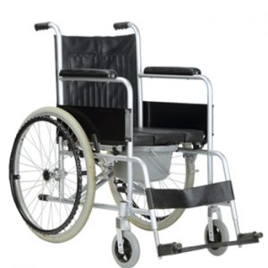 Schafer Sanicare Wheelchair Commode  (AL-64.19)