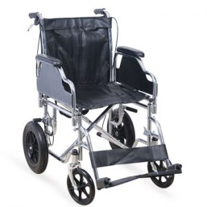 Schafer Premio Steel Manual Wheelchair (ST-65.18AF)