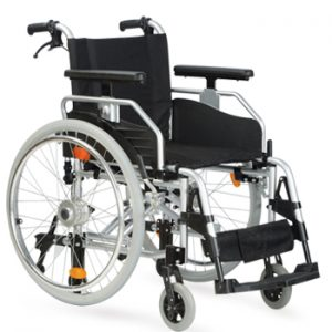 Schafer Ultralight Premium Manual Wheelchair (AL-68.17)