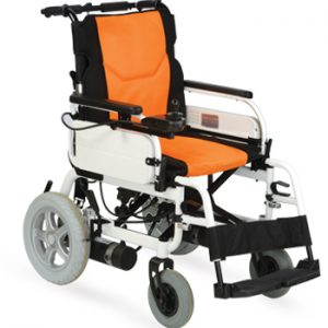 Schafer Escapade Motorized Outdoor Wheelchair (AL-63.33B)