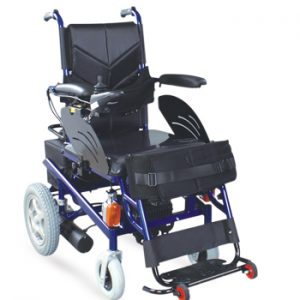 Schafer Escapade Motorized Outdoor Wheelchair (ST-61.80)