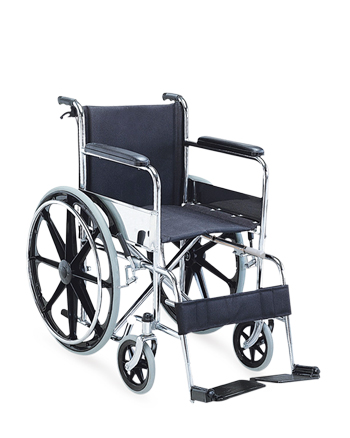 Schafer Nexus Steel Manual Wheelchair (ST-65.18A)