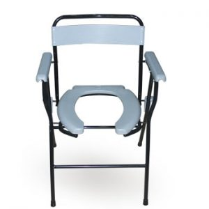 Schafer Sanicare Commode Chair (CS-210)