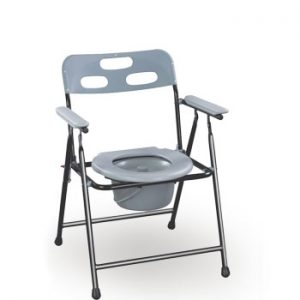 Schafer Sanicare Commode Chair (CS-220)