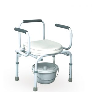 Schafer Sanicare Commode Chair (CS-260)
