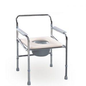 Schafer Sanicare Commode Chair (CS-280)