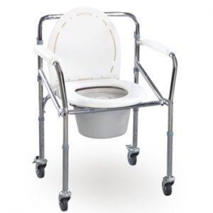 Schafer Sanicare Commode Chair (CS-290ALU)
