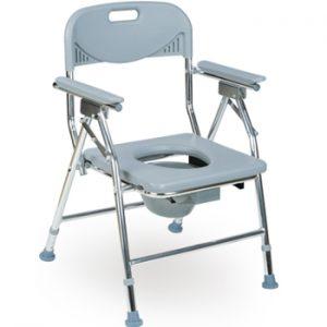 Schafer Sanicare Commode Chair (CS-310)