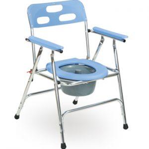 Schafer Sanicare Commode Chair (CS-240)