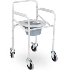 Schafer Sanicare Commode Chair (CS-250)