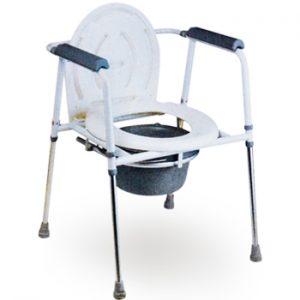 Schafer Sanicare Commode Chair (CS-320)
