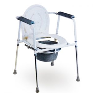 Schafer Sanicare Commode Chair (CS-300)
