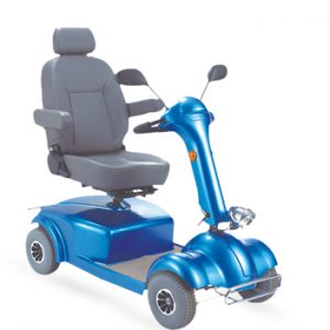 Schafer Escapade Motorized Outdoor Wheelchair (MB-63.105)