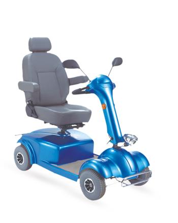 Schafer Escapade Motorized Outdoor Wheelchair (MB-63.105)