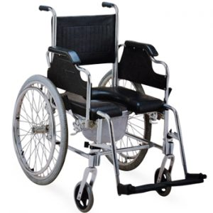 Schafer Sanicare Wheelchair Commode  (AL-61.15)