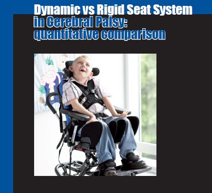 Seating Dynamics Fumgali Dynamic VS Rigid Seat System Cerebral Palsy