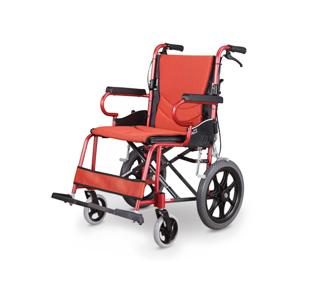 "Karma KM-2500 Premium Series Aluminium Manual Wheelchair (20""Rear Wheel)"