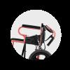 "Karma KM-2500 Premium Series Aluminium Manual Wheelchair (14""Rear Wheel)"