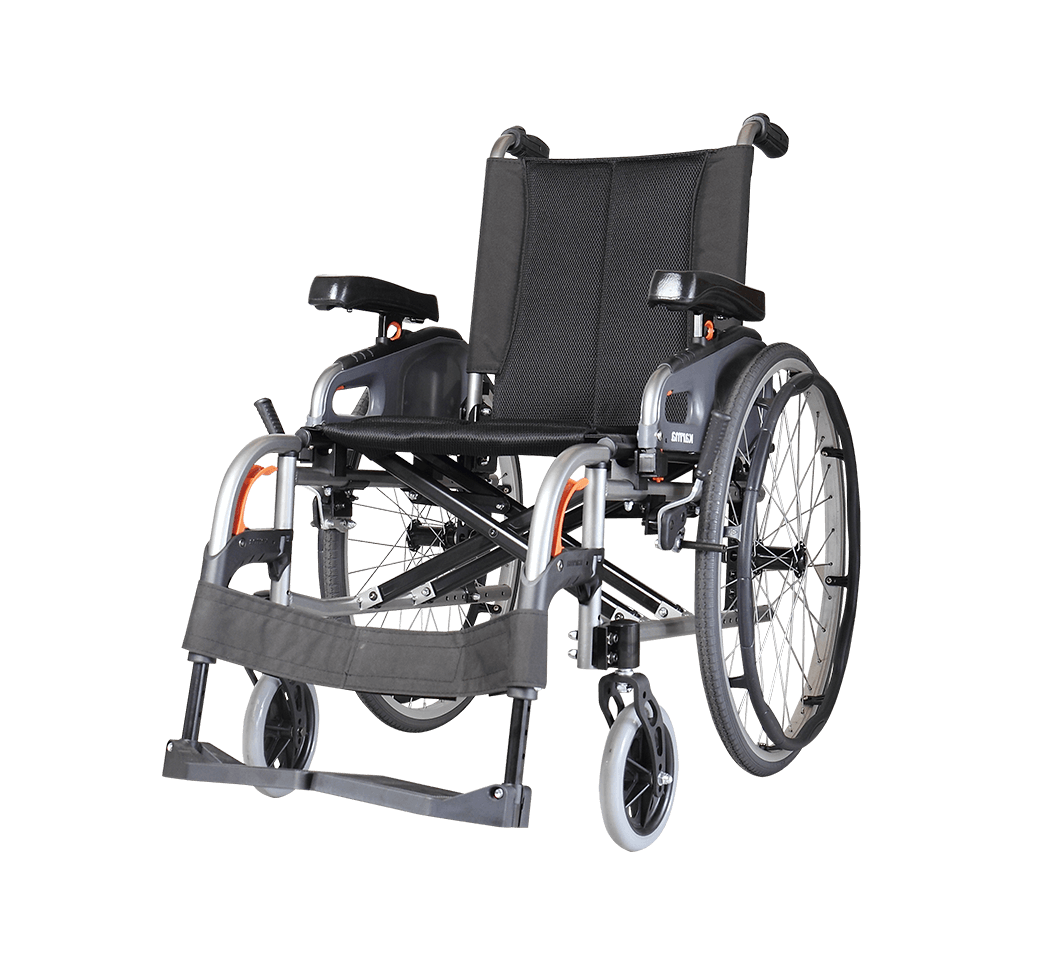 Karma Flexx Series Fully Adjustable Manual Wheelchair