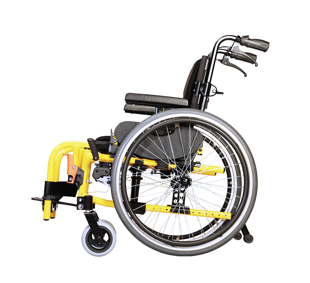 Karma Flexx Junior Lightweight Foldable Children Manual Wheelchair