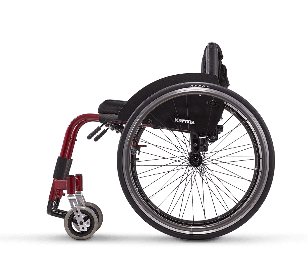 Karma KM-AT60 Self Propelled Active Manual Wheelchair