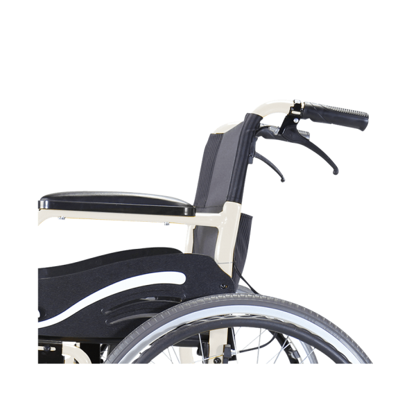 Karma SM-100.2 F22 Economy Aluminium Manual Wheelchair