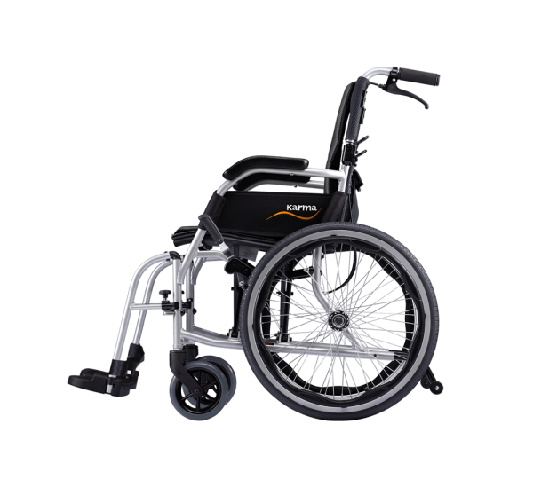 "Karma KM-2512 Ergo Lite 2 Ultra Lightweight Aluminium Manual Wheelchair (14""Rear Wheel)"