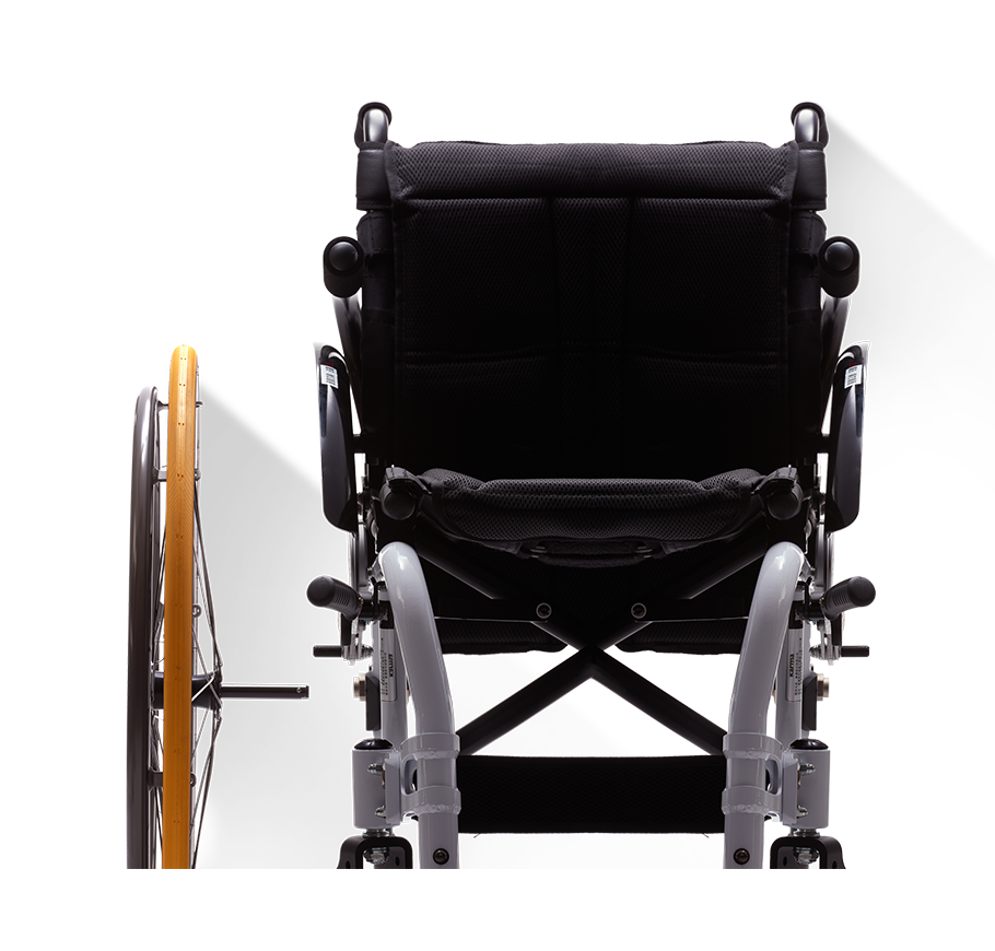 Karma Ergo Live Adjustable Self-Propelled Manual Wheelchair (KM-9000)